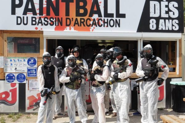 Paintball du Bassin d'Arcachon Facture-Biganos