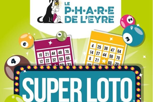 Super loto de l'association « Le phare de L'Eyre »